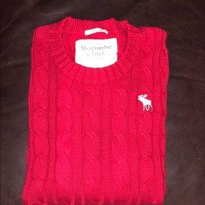 Classic Abercrombie & Fitch Crewneck Sweater
